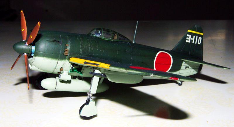 1/72 Tamiya Kawanishi N1K-J Shiden