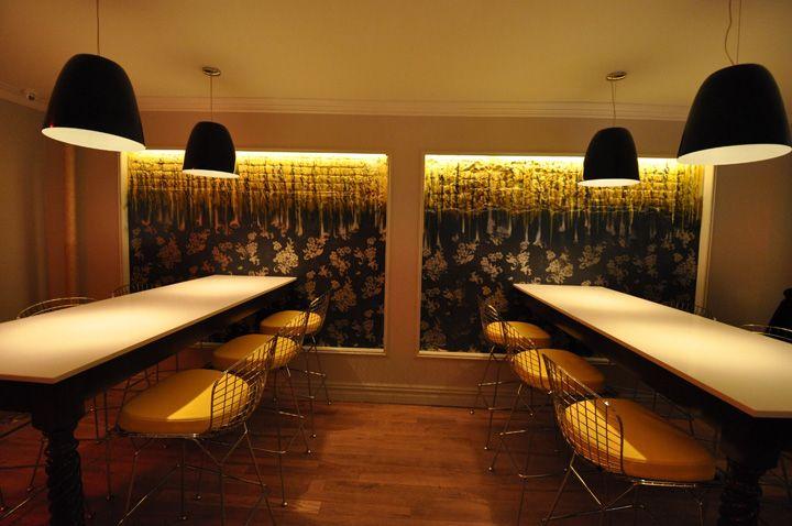 Gastroarte Restaurant By Garrett Singer Architecture Design New York Store Design Architecture Design Architecture Design