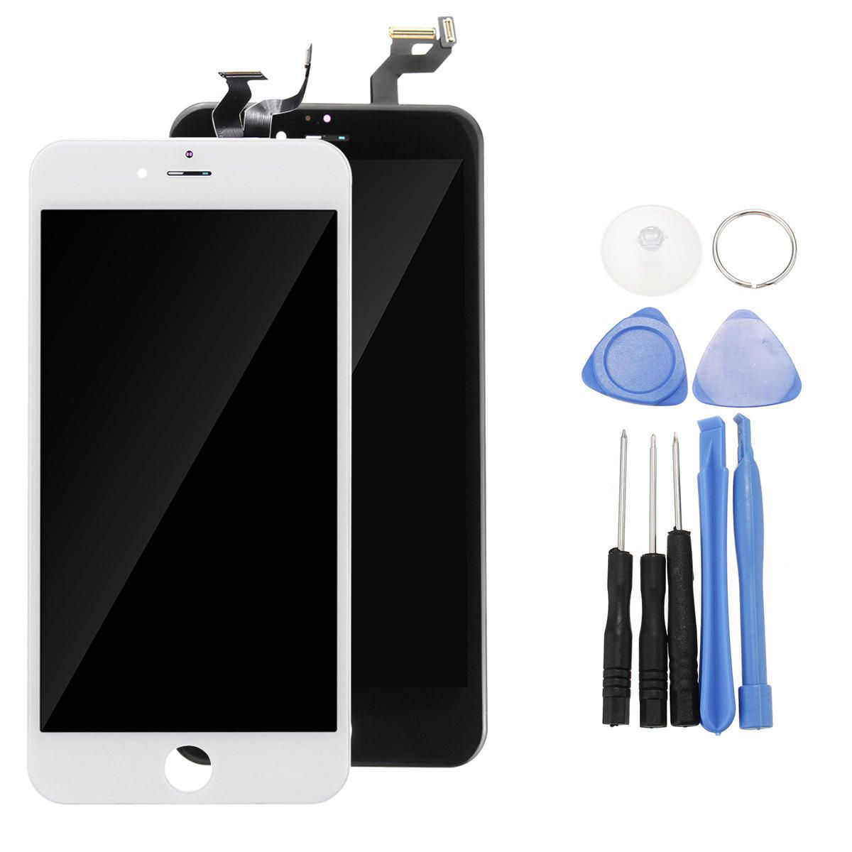 iphone 6s screen replacement kit black
