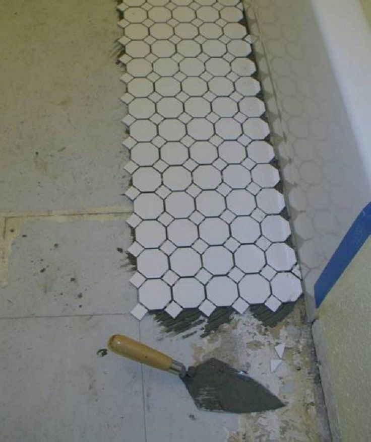 Top 10 Useful DIY Bathroom Tile Projects | Diy bathroom tiling ...