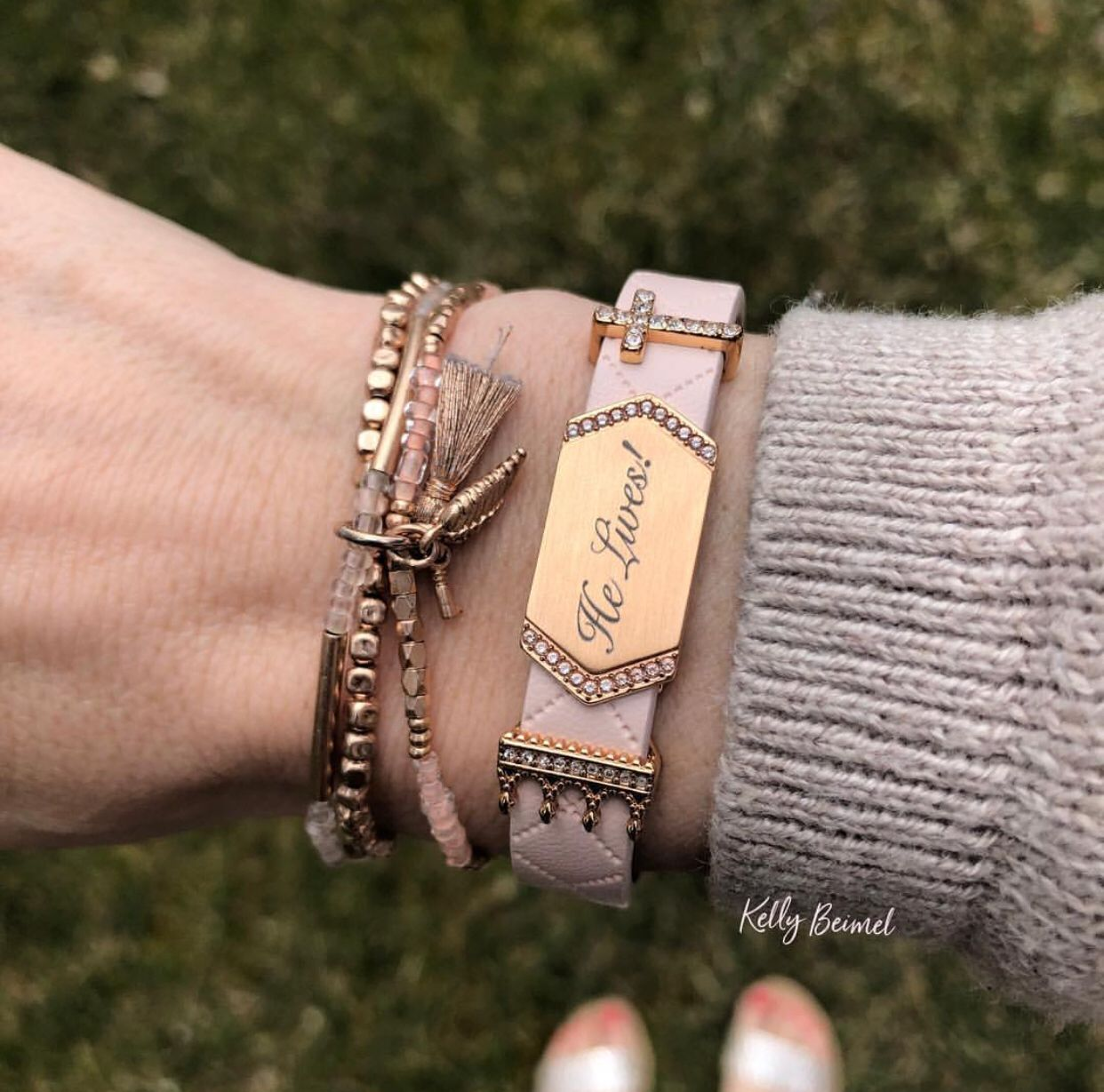 PAVE CHICK new ROSE GOLD Keep Collective Keys Collector/'s Edition