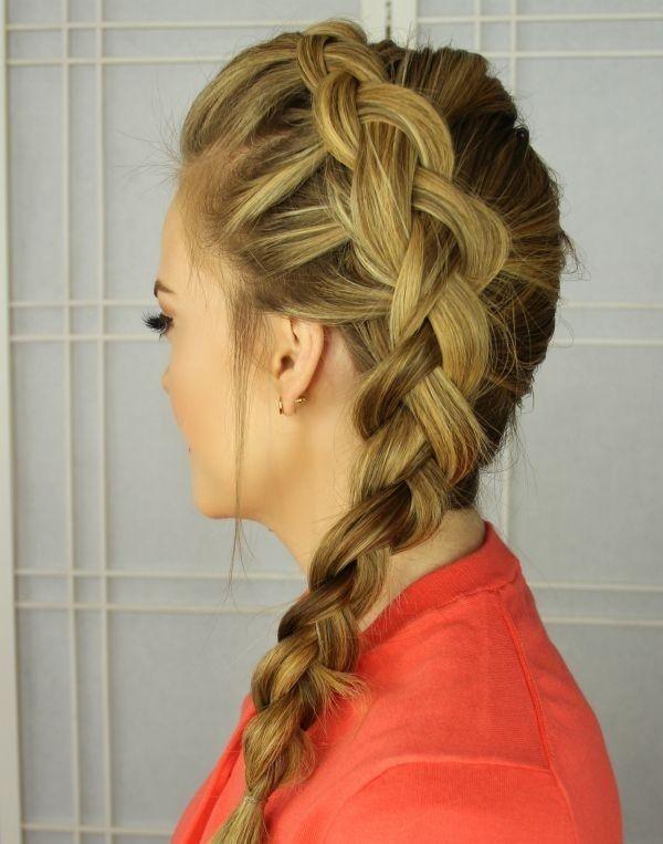 50 Cute Braided Hairstyles for Long Hair   Hair and Beauty ...