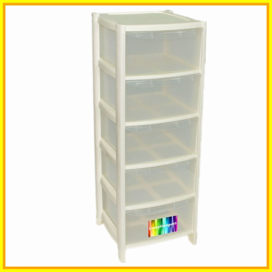 44 Reference Of 6 Drawer White Plastic Wide Tower Storage Unit In 2020 Drawer Storage Unit Storage Drawers Storage