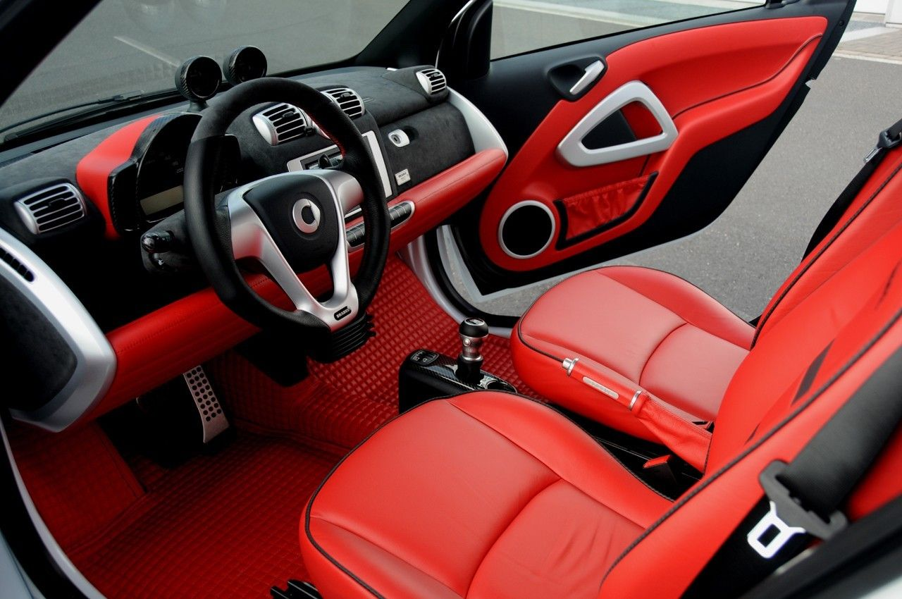 The idea of custom car design is getting popular and many - Car interior design ...