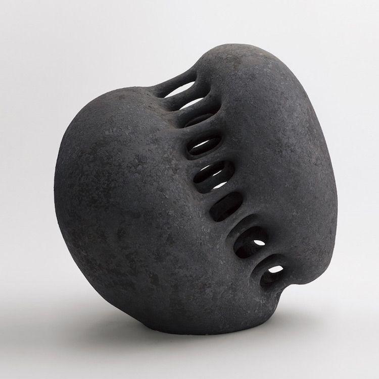 Exhibition Toru Kurakawa S Gooey Biomorphic Ceramic Exoskeletons Ceramic Sculpture Ceramic Art Ceramics