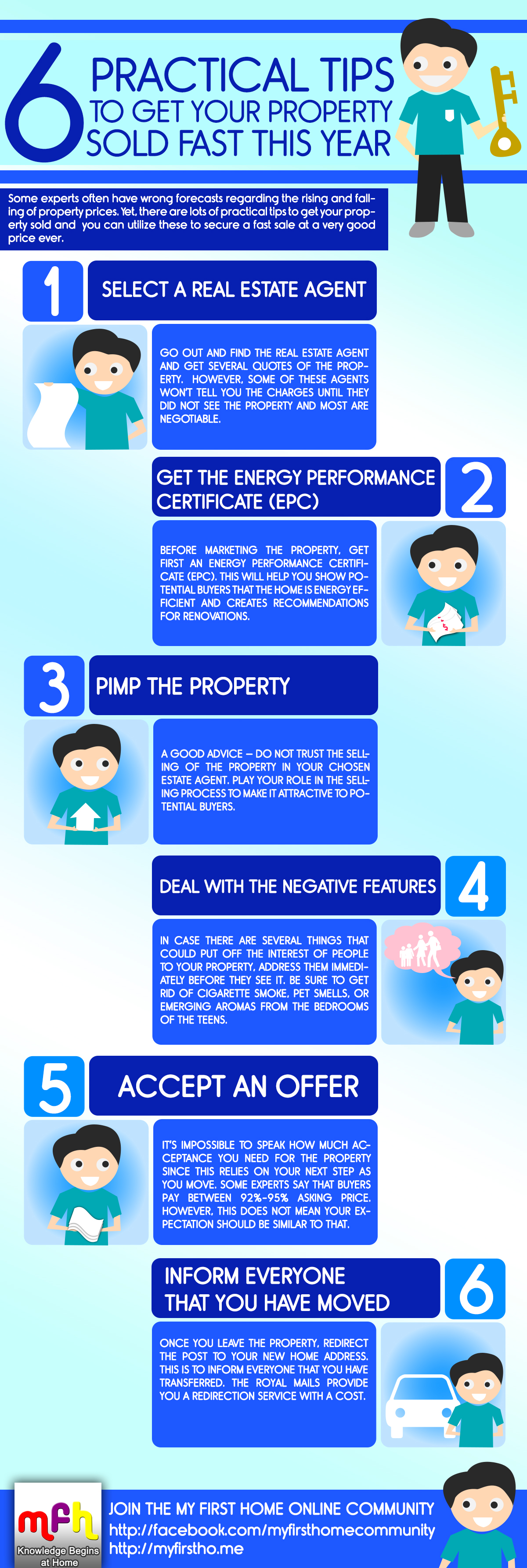 6 Practical Tips To Get Your Property Sold Fast This Year Like Share Tag