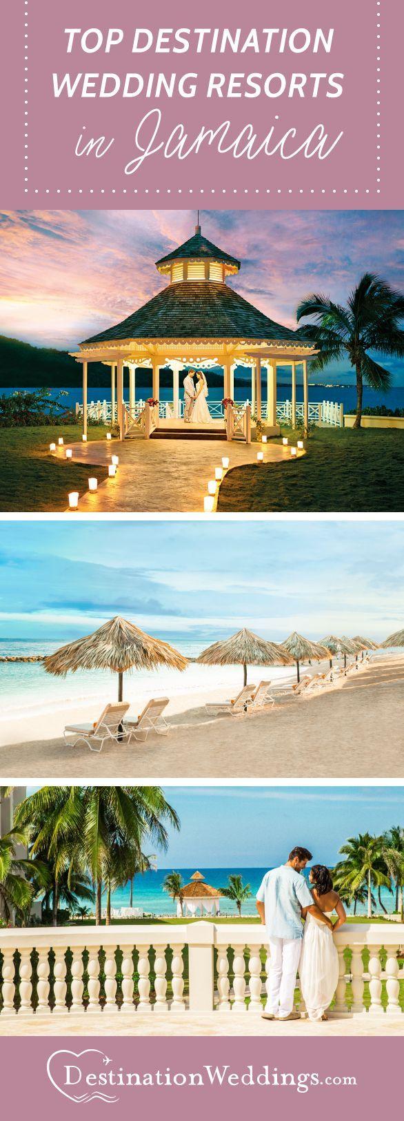 Jamaica Destination Wedding Resorts Where to Stay