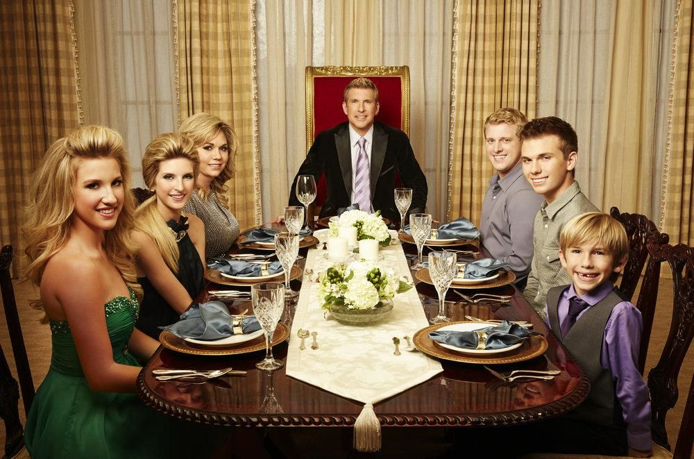 'Chrisley Knows Best' Star Todd Chrisley is the best
