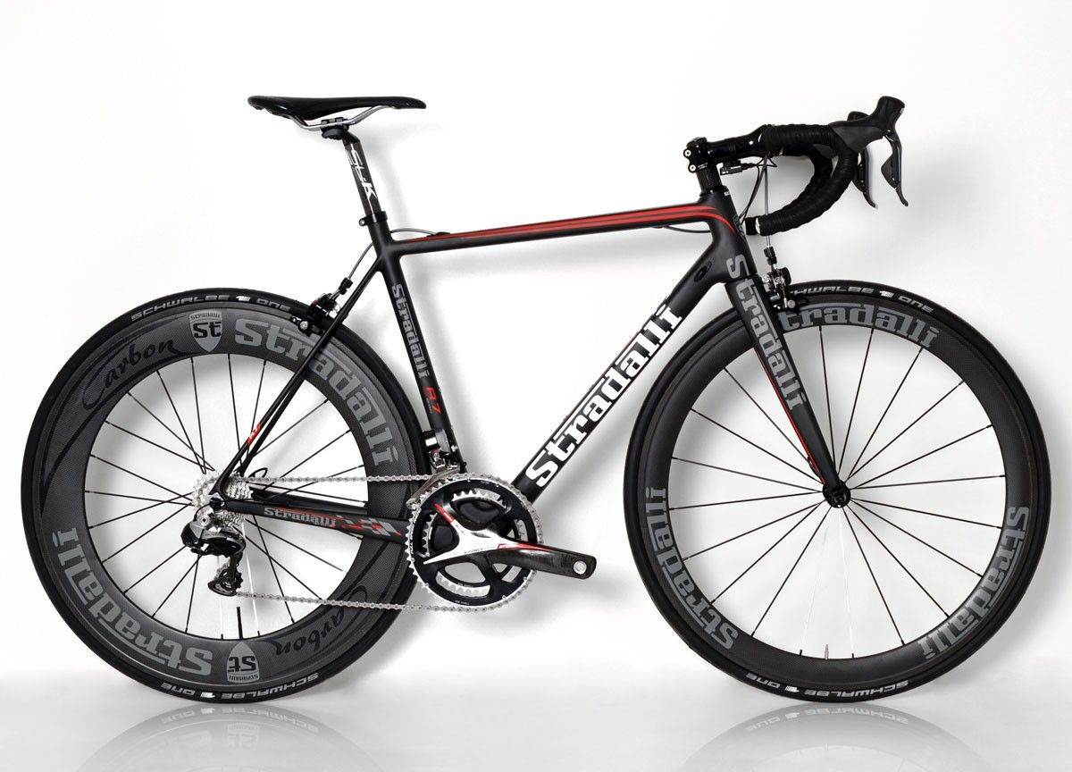 Carbon road bike