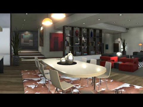 Gta 5 Online Apartment Customization