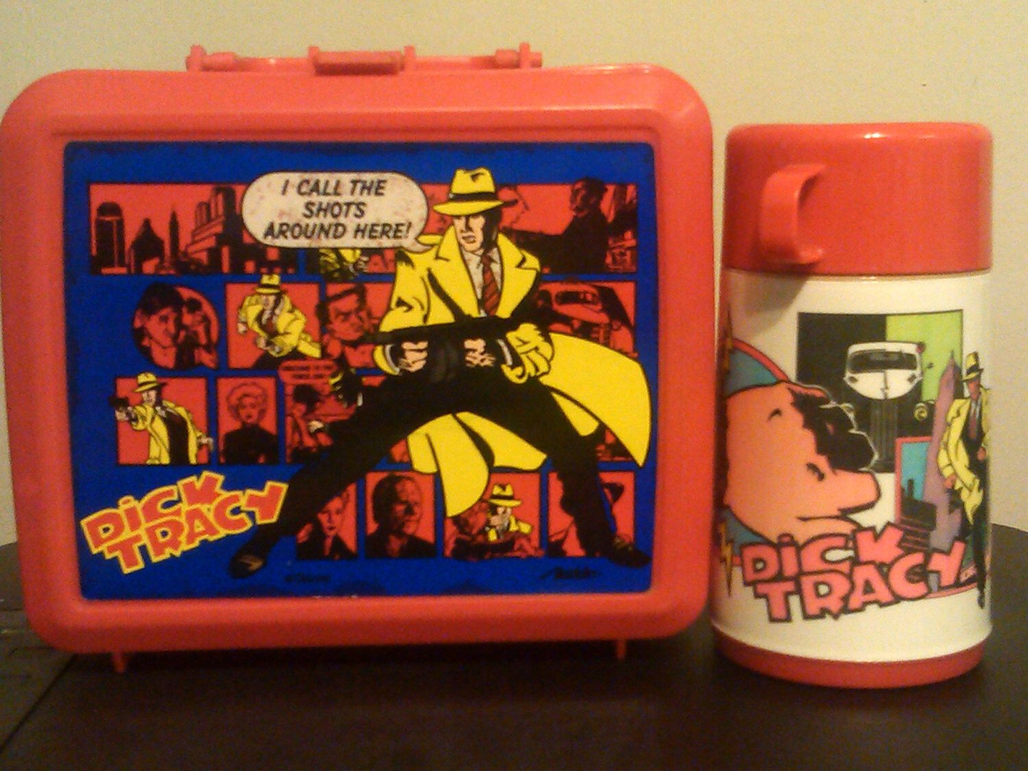 90s Dick Tracy Movie lunch box w/ thermos by PrettysAndMore on Etsy / & 90s Dick Tracy Movie lunch box w/ thermos by PrettysAndMore on ... Aboutintivar.Com