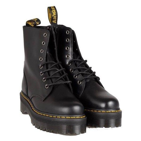 DR MARTENS Quad Retro Jadon biker boots