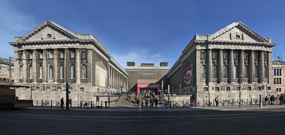 Pergamon Museum Berlin Berlin Museum Schlosser Deutschland Berlin