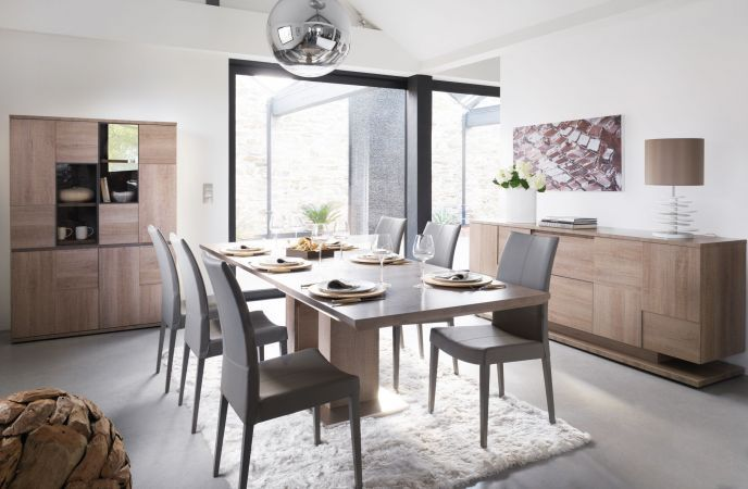 Collection Brem Meubles Gautier Dining Home Decor Black Dining Chairs