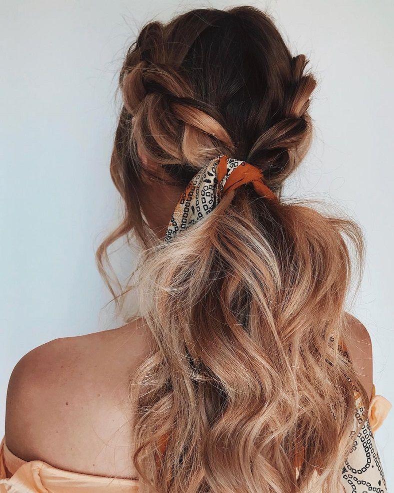 39 Trendy + Messy & Chic Braided Hairstyles – Braids