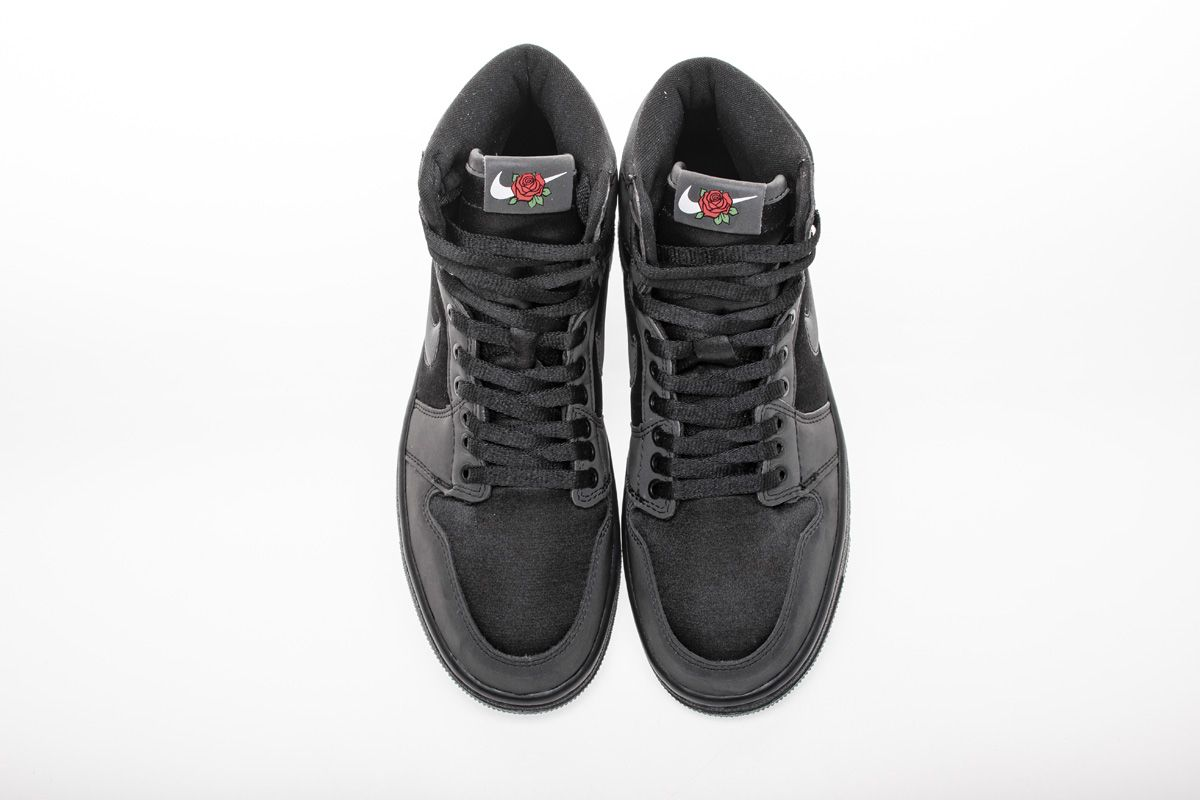 big sale 389a2 d53b2 Rox Brown x Air Jordan 1 Retro High OG 3M Black 6