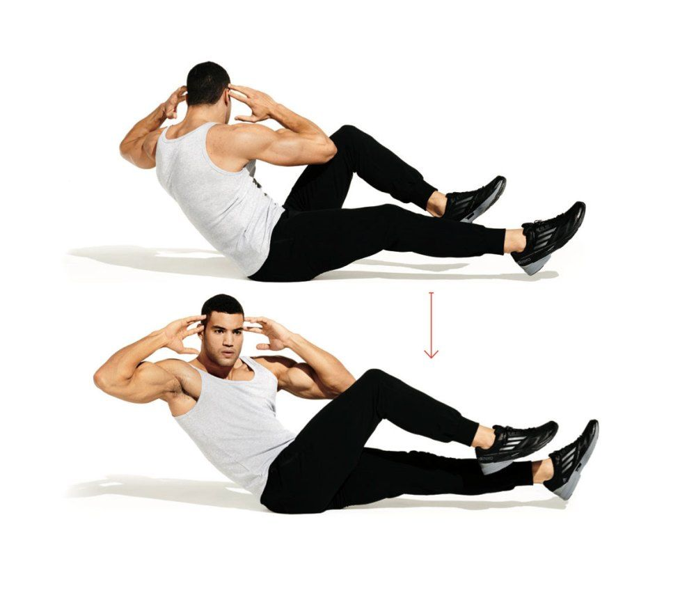 Lower Ab Workouts The 25 Best Exercises To Strengthen Your Lower