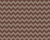 Small Chevron Fabric - Tone on Tone Red - Riley Blake - Half Yard. $4.75, via Etsy.