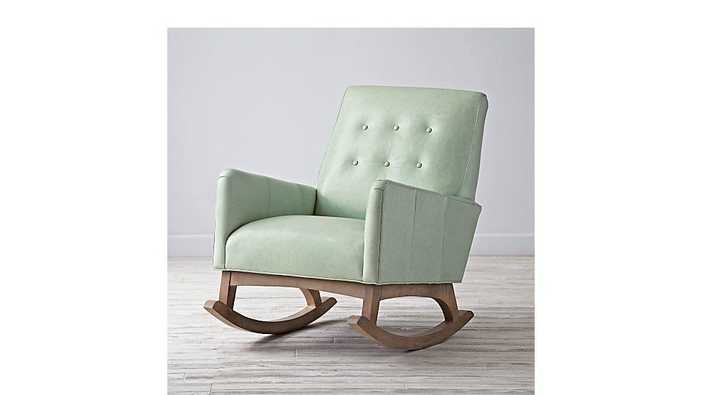 Everly rocking chair the land of nod rocking chair