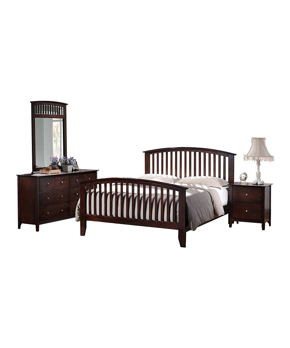 Metropolitan Five-Piece King Bedroom Set | Daily deals for ...