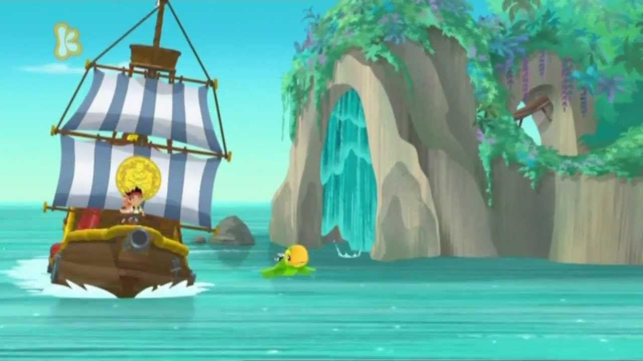 Jake En De Nooitgedachtland Piraten Intro Nooitgedachtland Piraten Thema Piraten