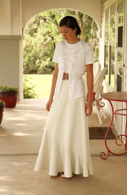 49 Trendy Skirt Outfits Modest Girly