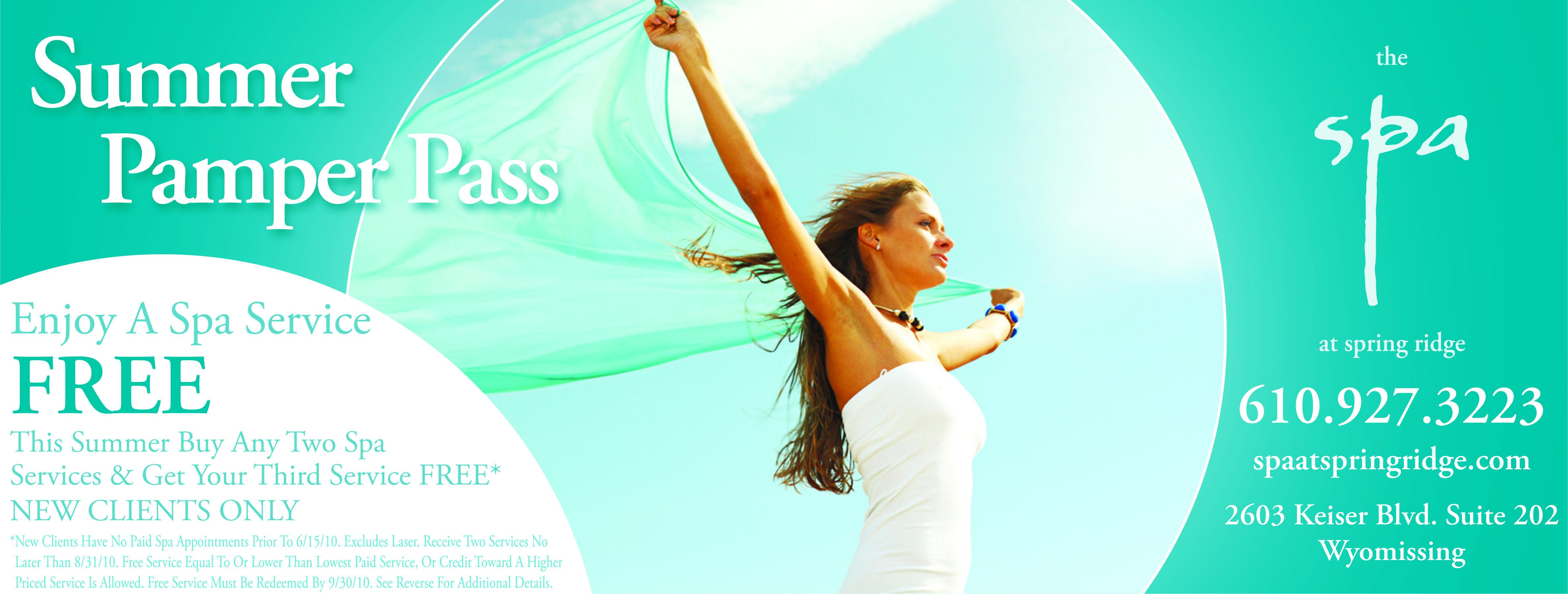 Spa Specials spaspecials specials medspa pamper relax skincare