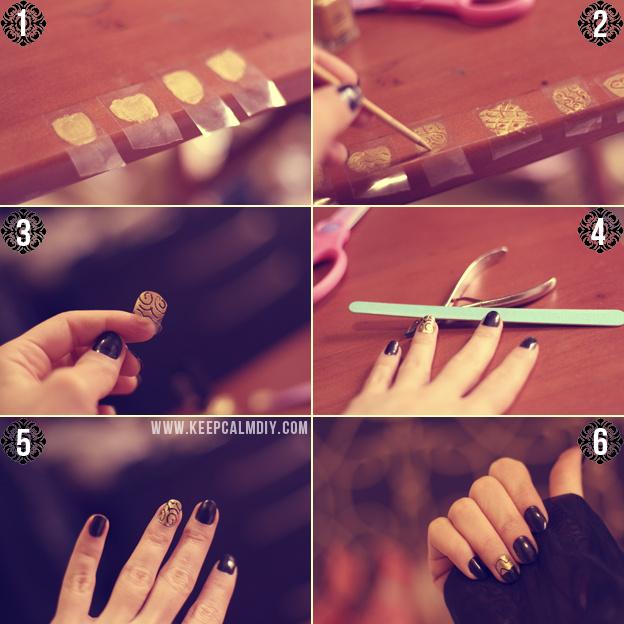 KeepCalmDIY o maior canal de Faça Você mesmo! DIY | Moda | Beleza | Viagem | Culinária: DIY: Como fazer (e colocar) adesivo para unhas