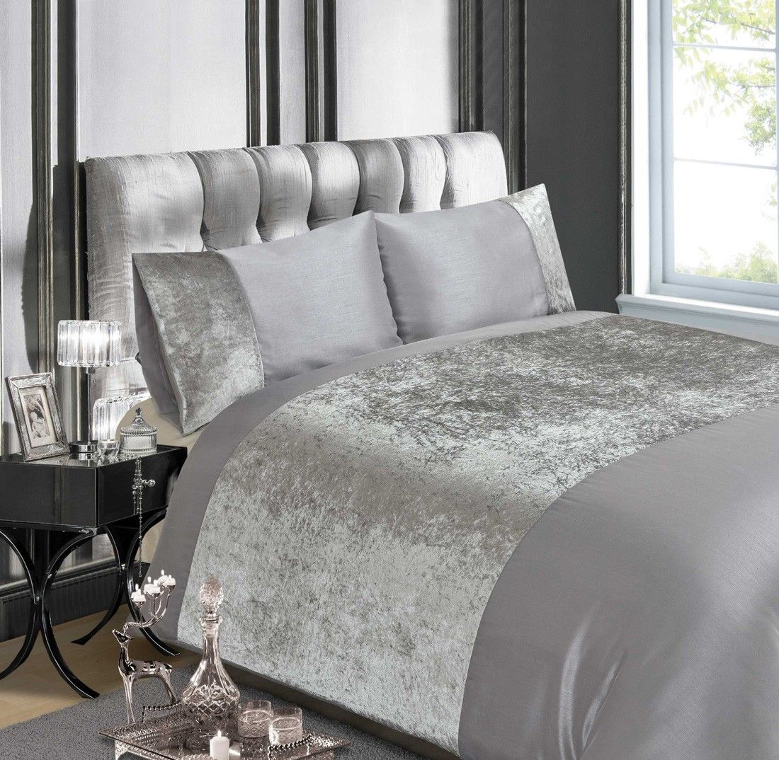 How To Choose Your Dress Fabric Duvet Cover Sets Duvet Sets Silver Bedding