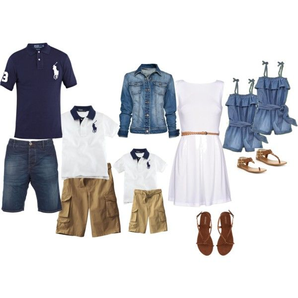 Family picture option created by melissamitch on polyvore