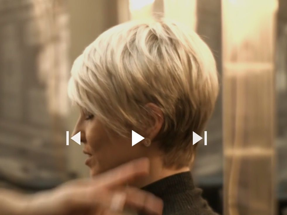 Pin by Christelle Naspleda on coiffure | Cheveux courts ...