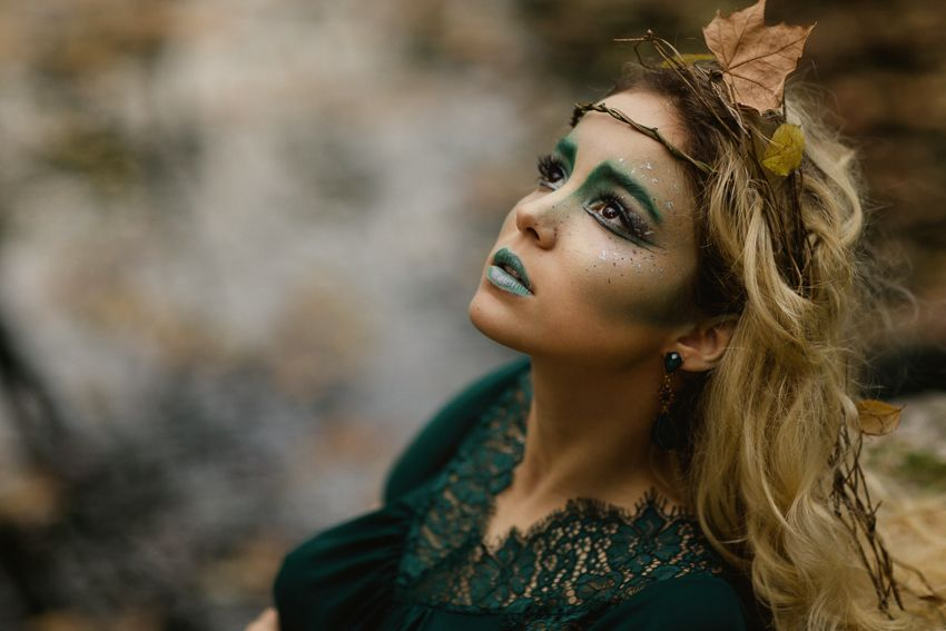 Image Result For Woodland Fairy Makeup Woodland Fairy Makeup Mother Nature Costume Fantasy Makeup