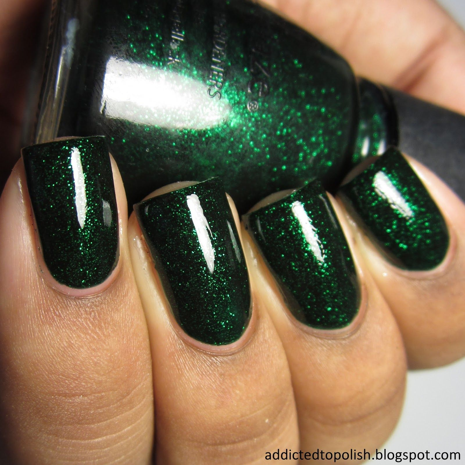 China glaze emerald sparkle oh that green gorgeous goodness 3 beauty nails china glaze emerald sparkle oh that green nvjuhfo Gallery