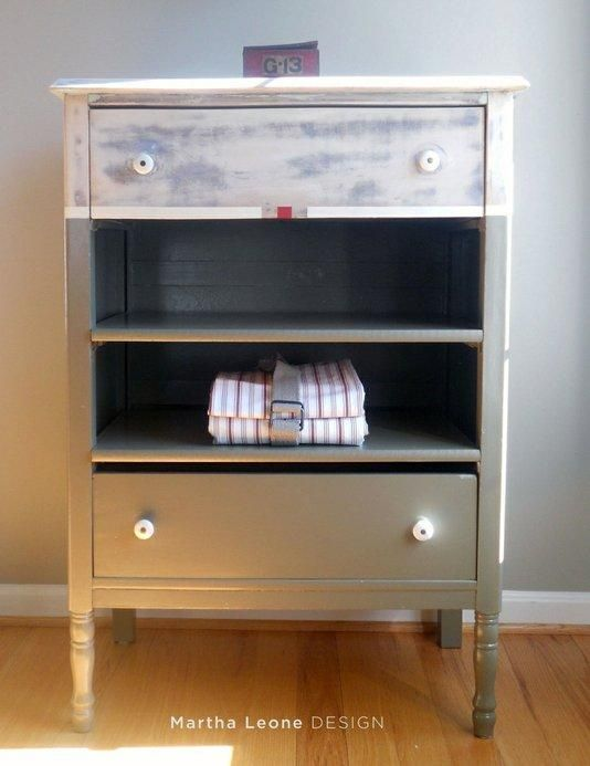 Best Early 20Th Century Dresser Revamped To Make This Uber Cool 640 x 480