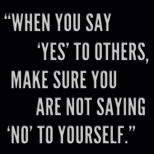 Learning To Say No And Set Boundaries Is Not Selfish It Is The