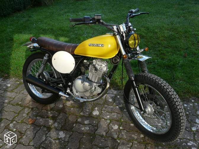 125 suzuki gn dirt track motos aube 2500 suzuki gn 125 250 revenge cycles. Black Bedroom Furniture Sets. Home Design Ideas