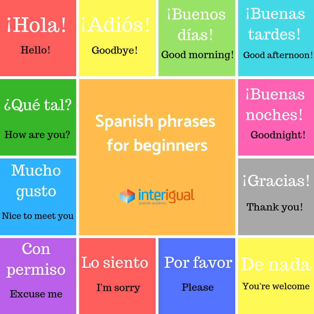 Spanish Phrases For Beginners Spanish Language Learning Beginner Spanish Lessons Spanish Basics Word slovak word spanish word swahili word swedish word tamil word telugu word thai word turkish word ukrainian word uzbek word vietnamese word welsh word. pinterest