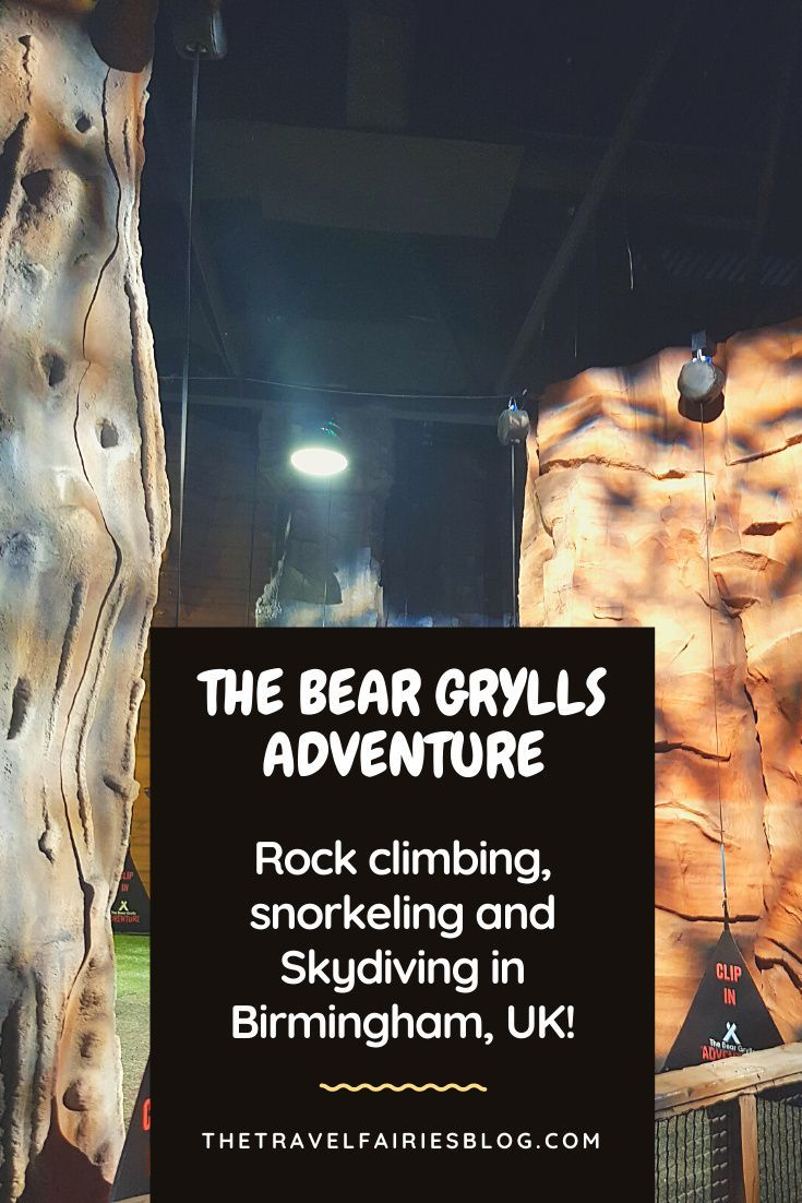 Things To Do At Christmas In Birmingham 2020 Adrenaline Rush Activities at the Bear Grylls Adventure