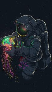 #Astronaut #download #Jellyfish #jellyfish Aesthetic #jellyfish Anime