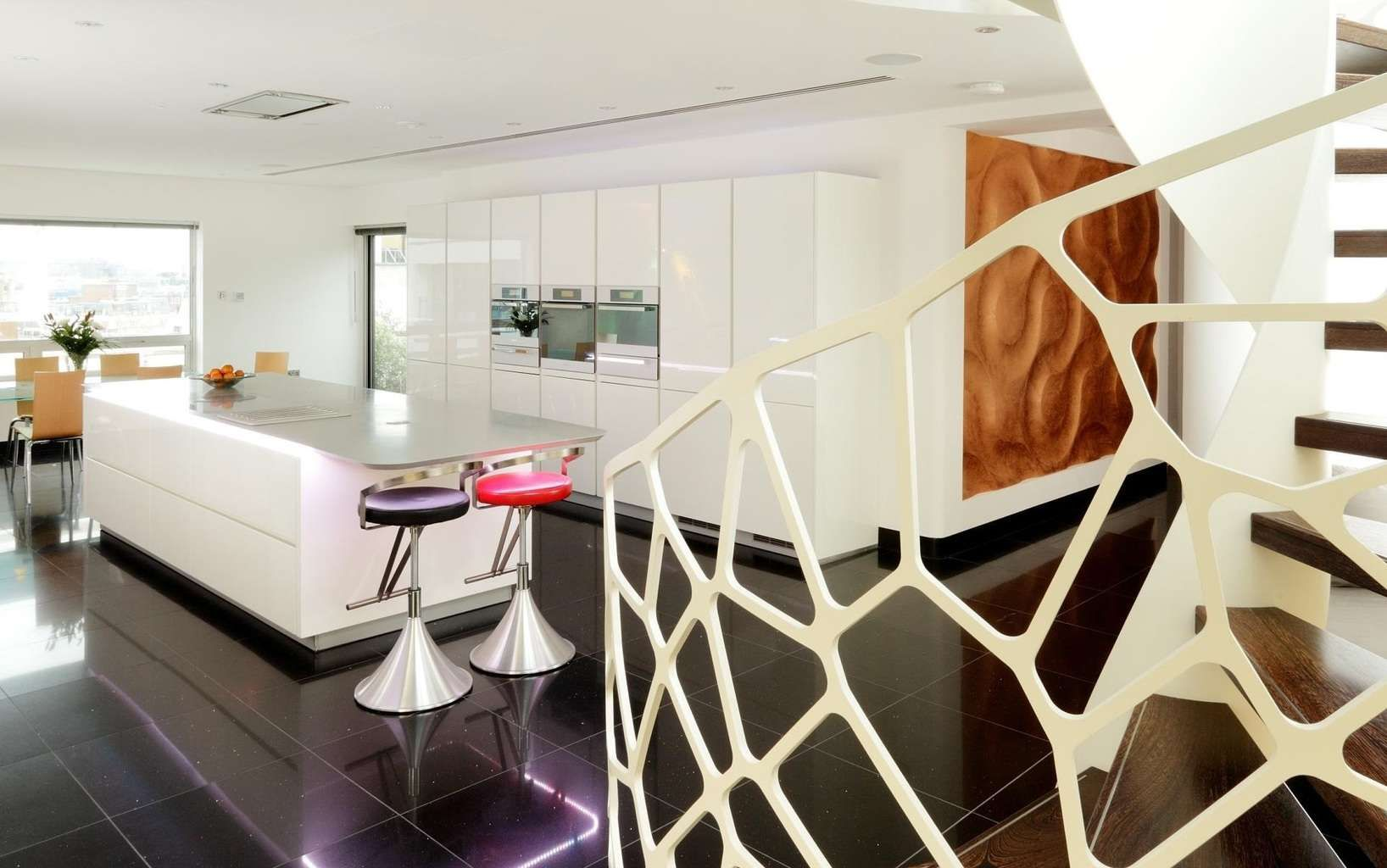 White Gloss Kitchens Design Trend | Boo Roo and Tigger Too