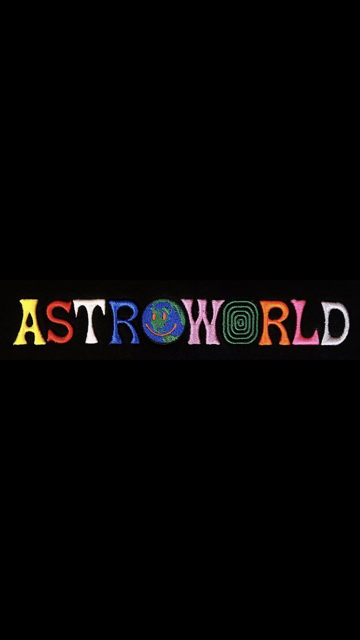 Astroworld Logo Iphone wallpaper travisscott astroworld