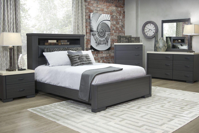 Mor Furniture For Less: The Motivo Bedroom | Mor Furniture For Less
