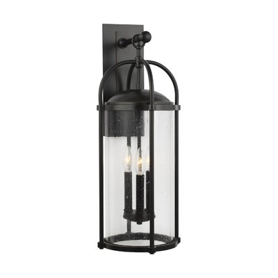 Millwood Pines Espana 2 Light Outdoor Wall Lantern