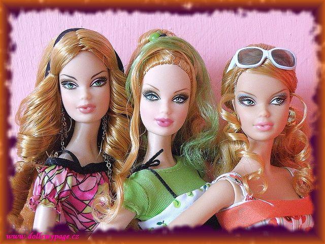 Top Model Summer Barbie Top Top Model Model