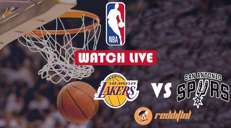 Los Angeles Lakers San Antonio Spurs Nba Live Stream 25 Nov 2019 San Antonio Spurs Los Angeles Lakers Nba Live