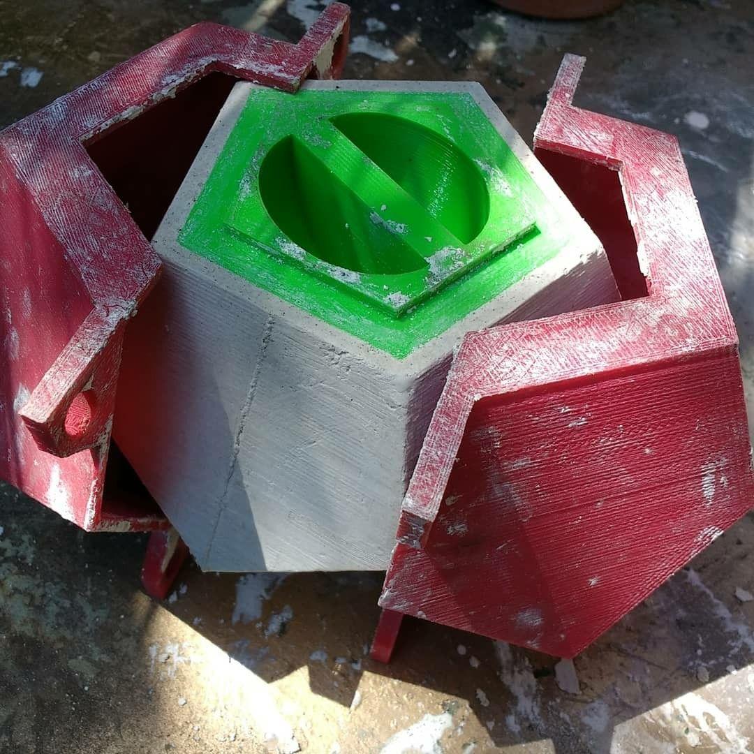 Moldes Macetas Fabricación De Moldes Macetas Macetas De Concreto