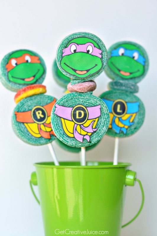 5 Awesome Teenage Mutant Ninja Turtles Tmnt Parties Ninja Turtles Birthday Party Tmnt Party Tmnt Birthday Party Ideas