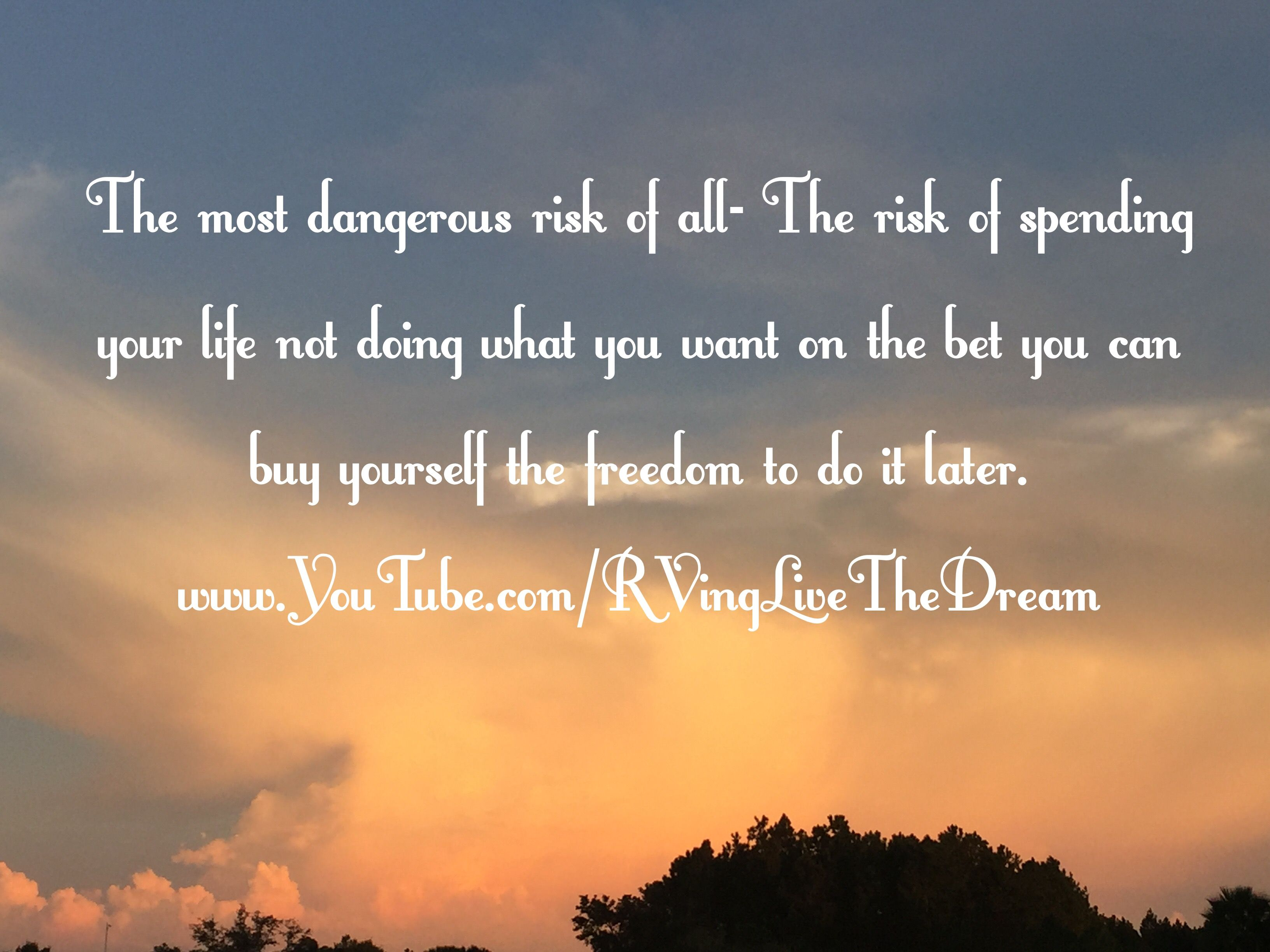 Happy Monday Y'all 😎 #risk #freedom #rvlife #happiness #homeiswhereyouparkit #wonderlust