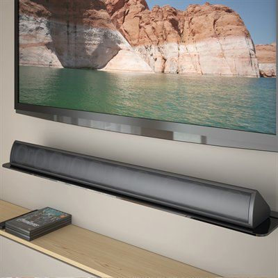 Corliving Mcs 408 S Sound Bar Wall Shelf Lowe S Canada Wall Bar Wall Mounted Tv Wall Shelves