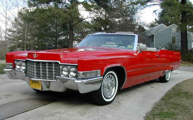 1969 cadillac deville convertible at nationwidepicturecars. Black Bedroom Furniture Sets. Home Design Ideas